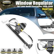 1x Rear Left Window Regulator with Motor for Land Rover Freelander 1998-2006