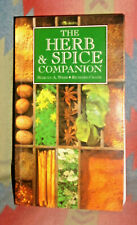 The HERB & SPICE COMPANION by Marcus A. Webb & Richard Craze > 2004 > PB >NEW!