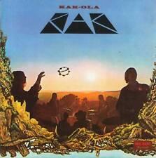 KAK - KAK-OLA (+11 Bonus)(1969/1999) Psychedelic Rock CD Jewel Case+FREE GIFT