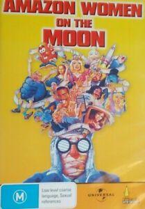 Amazon Women on the Moon DVD 1987 Rosanna Arquette  Michelle Pfeiffer - REGION 4