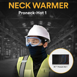 3M NECK WARMER PRO NECK HOT-1 SCARF HIGH UV PROTECTION MUFFLER SCARF-EARING TYPE