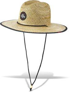 "Dakine Pindo Straw Hat L/XL (7 3/8; 23"" Circumference) Twilight Floral New 2021"