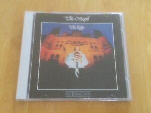 "The O Band [A Band Called ""O""]  - The Knife (CD)"