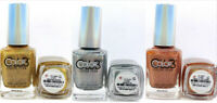 Color Club - SET OF 3 Bottles- Choose Any Colors 0.5oz - Halo Hues Holographic