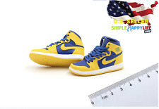 "1/6 Shoes Sneakers basketball Air J for 12"" Hot Toys PHICEN MALE Figure ❶USA❶"