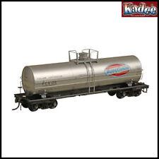 "Kadee 9011 - FUELANE CORP FCX  ""Happy Cooking""  ACF 11000 gal Insulated Tank Car"