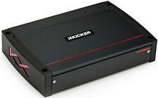 KICKER 44KXA1600.1 CAR AUDIO MONO/1CH CLASS-D KX SERIES SUBWOOFER AMPLIFIER AMP