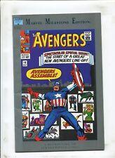 MARVEL MILESTONE EDITION: AVENGERS #16 - BLUE LOGO - (8.0) 1993