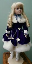Franklin Mint Archive Doll Child Princess Margaret Lyn
