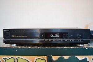 Toshiba XR-9128 Cd-Player CDM 4/19 TDA 1541A made in Belgium RAR *funktioniert*