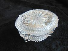 """Waterford Crystal Music Box Jewelry Trinket Song from Broadways - Cats """"Memory"""""""