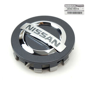 For Nissan Navara Pickup D23 14 2015 18 Genuine Wheel Center Cap Black