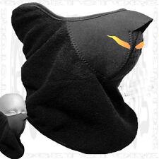 Mustache Neoprene Black Face Mask Winter Black Fleece Neck Ski Snowmobile Dust