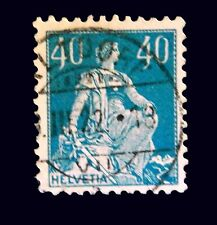 Switzerland Stamps 1922-24  New Colors       Used