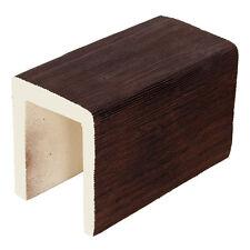 Vigas de poliuretano imitación madera 15 x 18 x 300