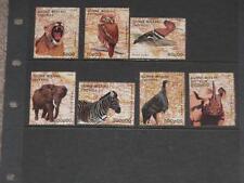 Guine Bissau, Wild Animals, MNH