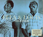 ELLA FITZGERALD & LOUIS ARMSTRONG - TOGETHER (NEW SEALED 2CD)