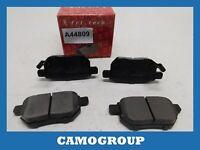Pills Rear Brake Pads Pad TOYOTA Corolla Prius 7621