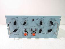 Electro Mechanical 37805 Test Equipment Module Assembly Xlnt