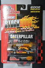 Racing Champions Stock Rods '70 Plymouth Superbird Ward Burton NASCAR star Cat