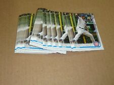2019 Topps BASE LOT OF 40 CARDS MIKE MONTGOMERY CUBS ROYALS #502