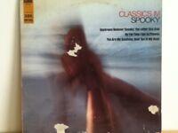 CLASSICS    IV         LP          SPOOKY