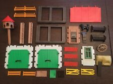Playmobil Dollhouse Farm 3716 Barn Parts