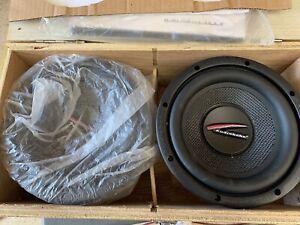 "NEW Old School Audiobahn AMD60Q 6.5"" midbass woofers,NOS,NIB,Rare,Speakers"