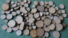 Astscheiben,Baumscheiben,Holzscheiben,über 100 Stück, Bastel, Dekomaterial
