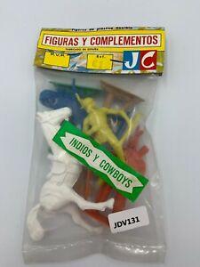 JDV131 - JECSAN - SPAIN - indios y cowboys - N° 618 - 6 cm