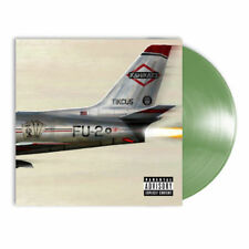 EMINEM KAMIKAZE OLIVE GREEN COLOURED VINYL LP SEALED