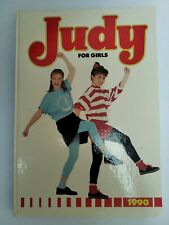 Judy for Girls 1990 (Annual) Book - Very Good Condition Not Clipped
