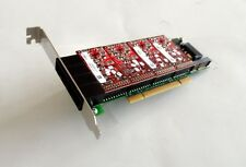Digium 4 Port Analog PCI Asterisk Card with 0 FXS 4 FXO 0 EC 1A4A02F