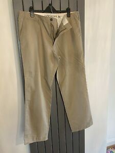 dockers trousers D2 Straight Cut W38 L32