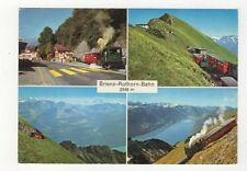 Brienz Rothorn Bahn Postcard Switzerland 567a