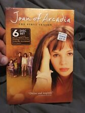 Joan of Arcadia - The First Season (DVD, 2005, 6-Disc Set)