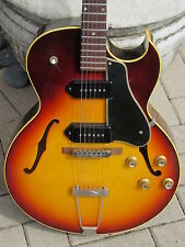 1965 GIBSON ES-125CD ultra rare version of a thick bodied 125TC !