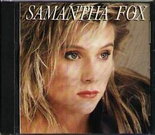 Sam Fox - Samantha Fox - Japan CD - 11Tracks