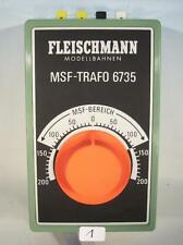 Fleischmann MSF trasformatore Regolatore di marcia 6735 - 7,5va #001