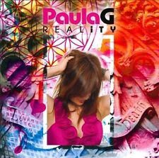 Paula G Reality Self Titled CD 2012 Connecticut Indie Rock Jam Band