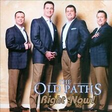 The Old Paths : Right Now CD
