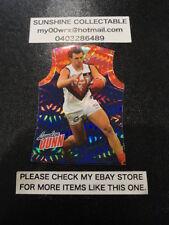 2010 AFL PRESTIGE DIE CUT CARD NO.106 LYNDEN DUNN MELBOURNE DEMONS