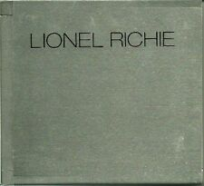 LIONEL RICHIE LOUDER THAN WORDS METAL CASE PROMO CD