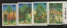 Fiji Stamps Timber Trees1990 Set 4  U/M Mint SG 815/8