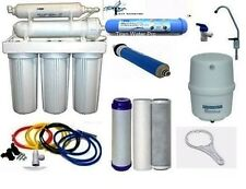 RO -Reverse Osmosis Alkaline/Ionizer ORP Water Filter System 150 GPD 6 Stage B
