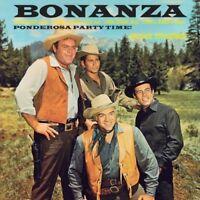 OST/BONANZA - PONDEROSA PARTY TIME! - THE CARTWRIGHT -  CD NEU
