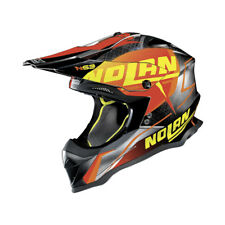 CASCO CROSS NOLAN N53 SIDEWINDER - 44 Scratched Chrome TAGLIA S