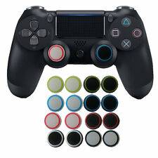 50x Silicone Thumb Stick Cover Grip Caps For Sony PS4 PS3 XBOX Analog Controller