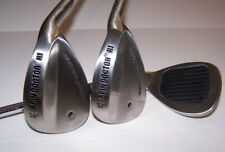 2 New Spin Doctor RI Wedge Steel Club RH 56 / 52 Degree