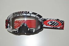 Maschera Oakley O2 O-Frame 2.0 Mx Skull Rushmore Red Cross Enduro OO7068-11
